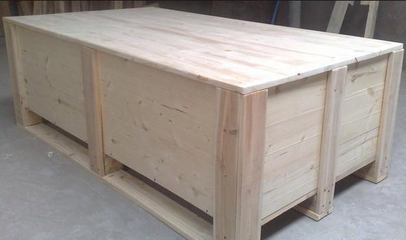 实木包装箱04001